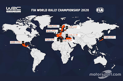 World Rally Championship 2020