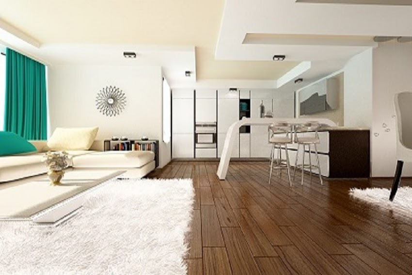 Design interior apartament 4 camere modern - Amenajare apartament in Bucuresti