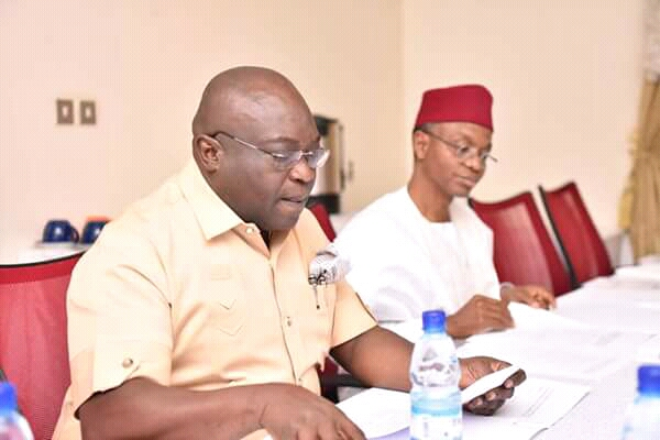 @GovernorIkpeazu Attends Meeting to Develop a New Industrial Policy for Nigeria