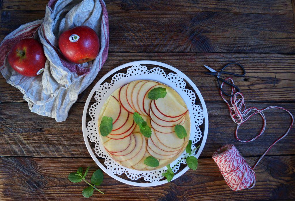 ciasto-z-plasterkami-jablka