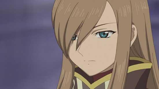 Gambar karakter anime wanita tercantik - Tear Grants (Tales of the Abyss)