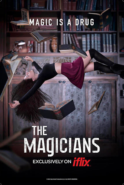 The Magicians Is Exclusively On iflix
