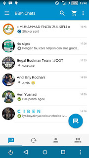 Download BBM Mod Versi 2.13.1.13 apk Not Clone