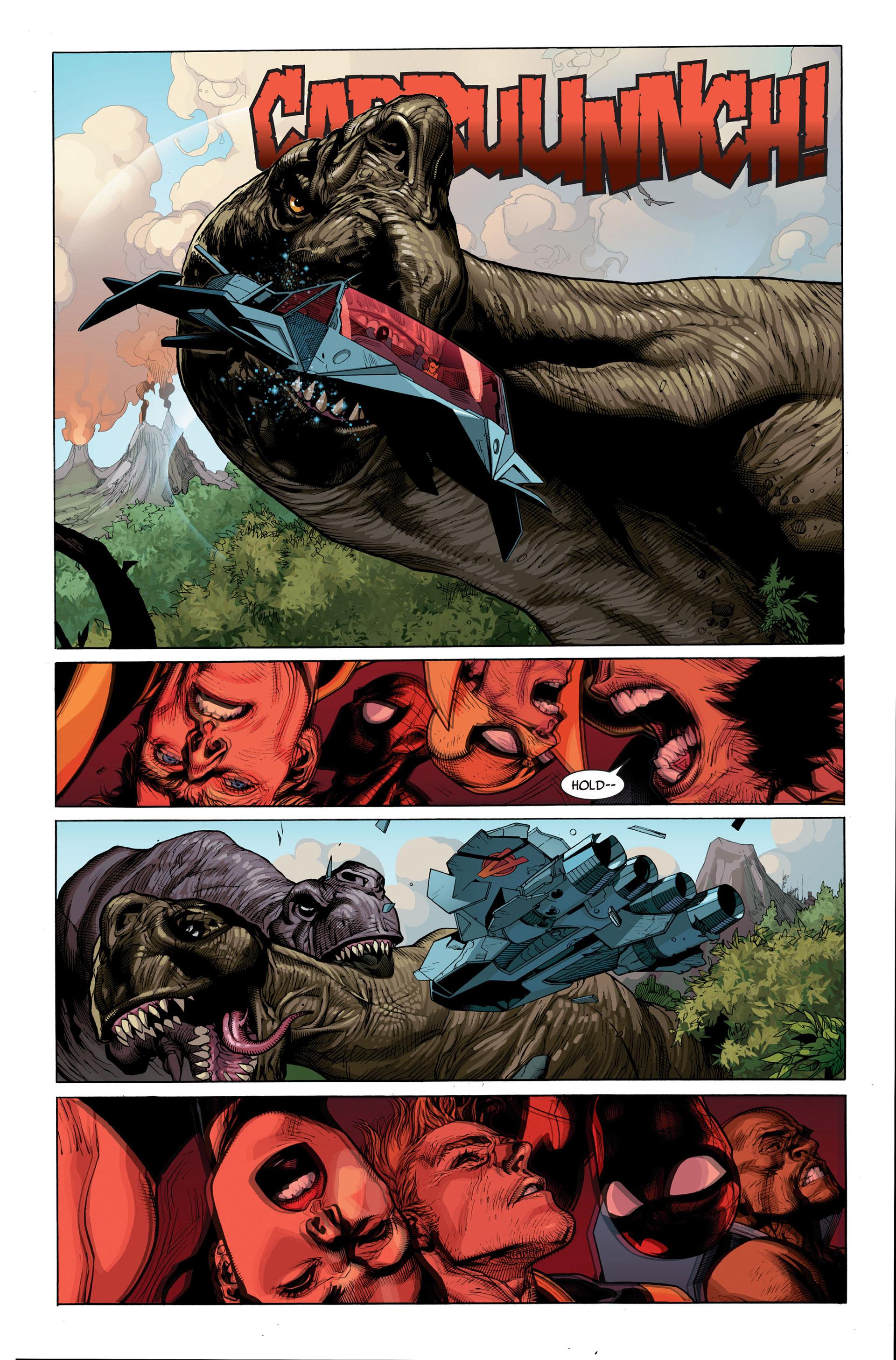 Read online Secret Invasion comic -  Issue #1 - 14