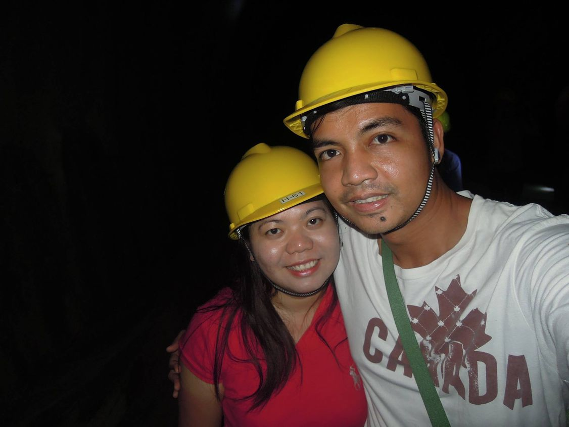 Inside the Malinta Tunnel at Corregidor Island