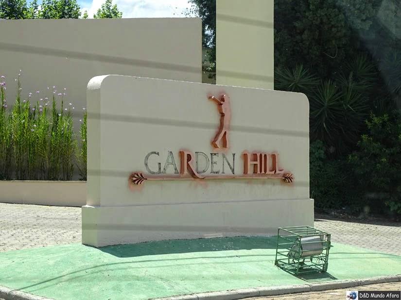 Onde ficar em São João Del Rei - review resort Garden Hill