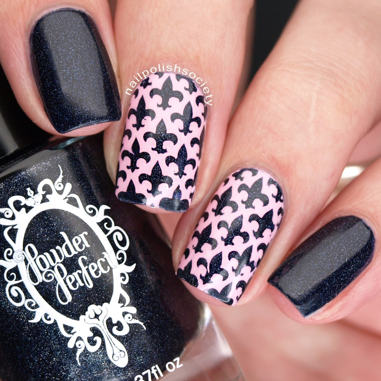 nail polish society what 39 s up nails vinyl stencils and stickers review. Black Bedroom Furniture Sets. Home Design Ideas