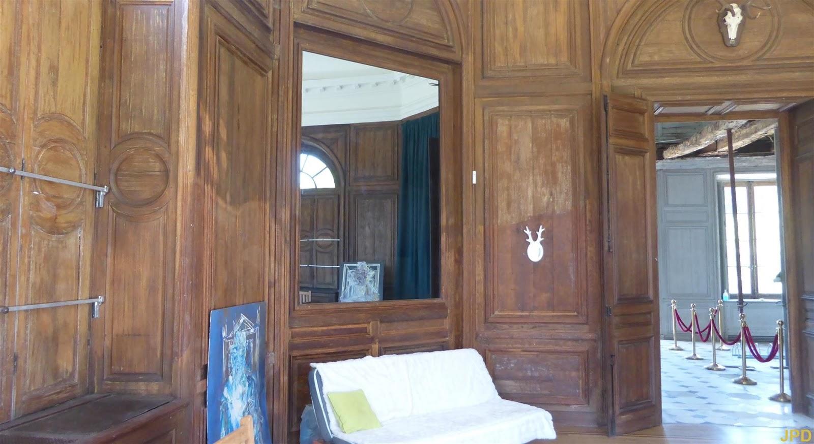 paris bise art pavillon de la muette. Black Bedroom Furniture Sets. Home Design Ideas