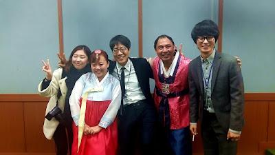 Pengalaman semasa mengikuti Program Pertukaran Guru Malaysia ke Korea tahun 2015