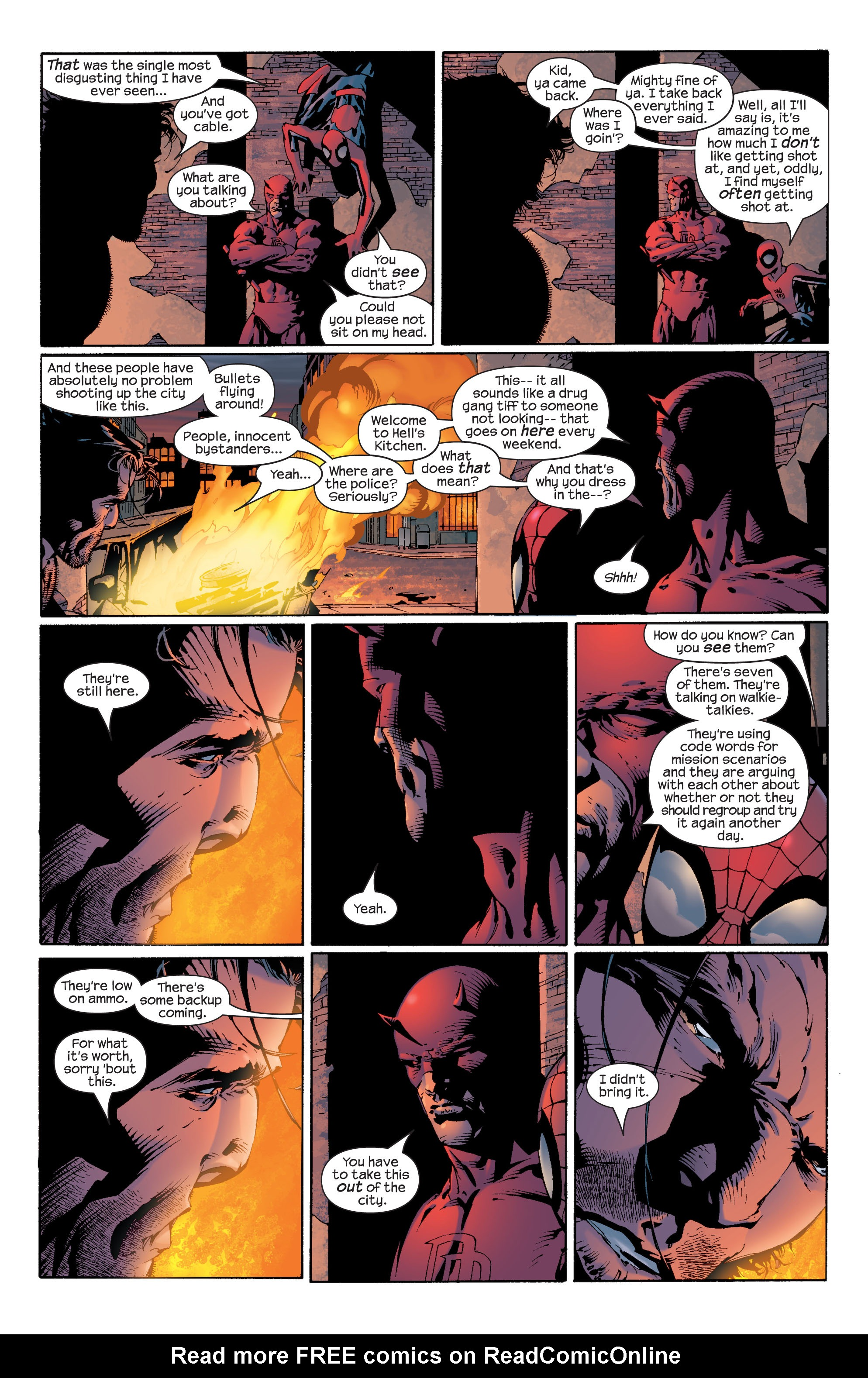 Read online Ultimate X-Men comic -  Issue #37 - 10