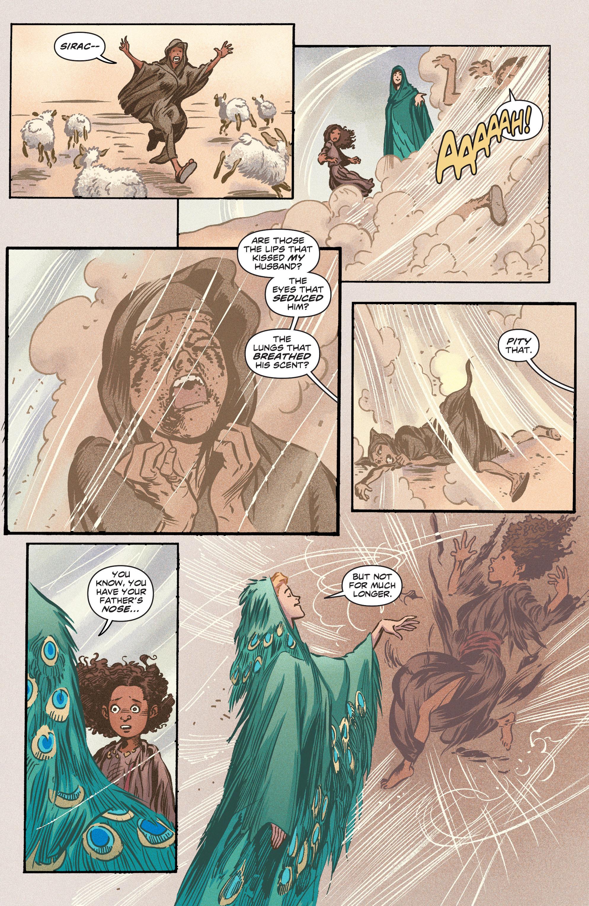 Read online Wonder Woman (2011) comic -  Issue #14 - 6