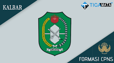 Formasi CPNS Pemprov Kalimantan Barat  2018