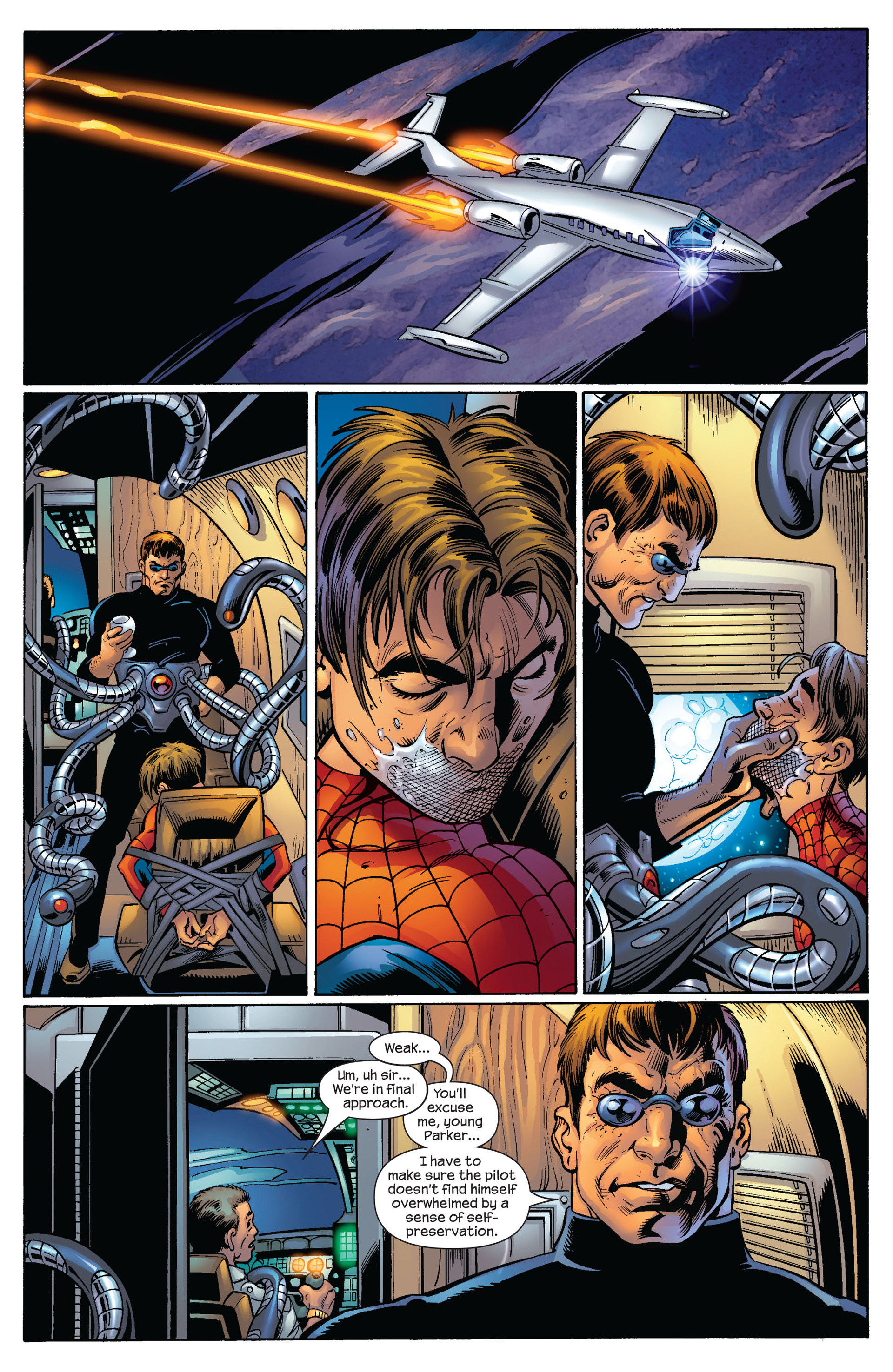 Read online Ultimate Spider-Man (2000) comic -  Issue #57 - 15