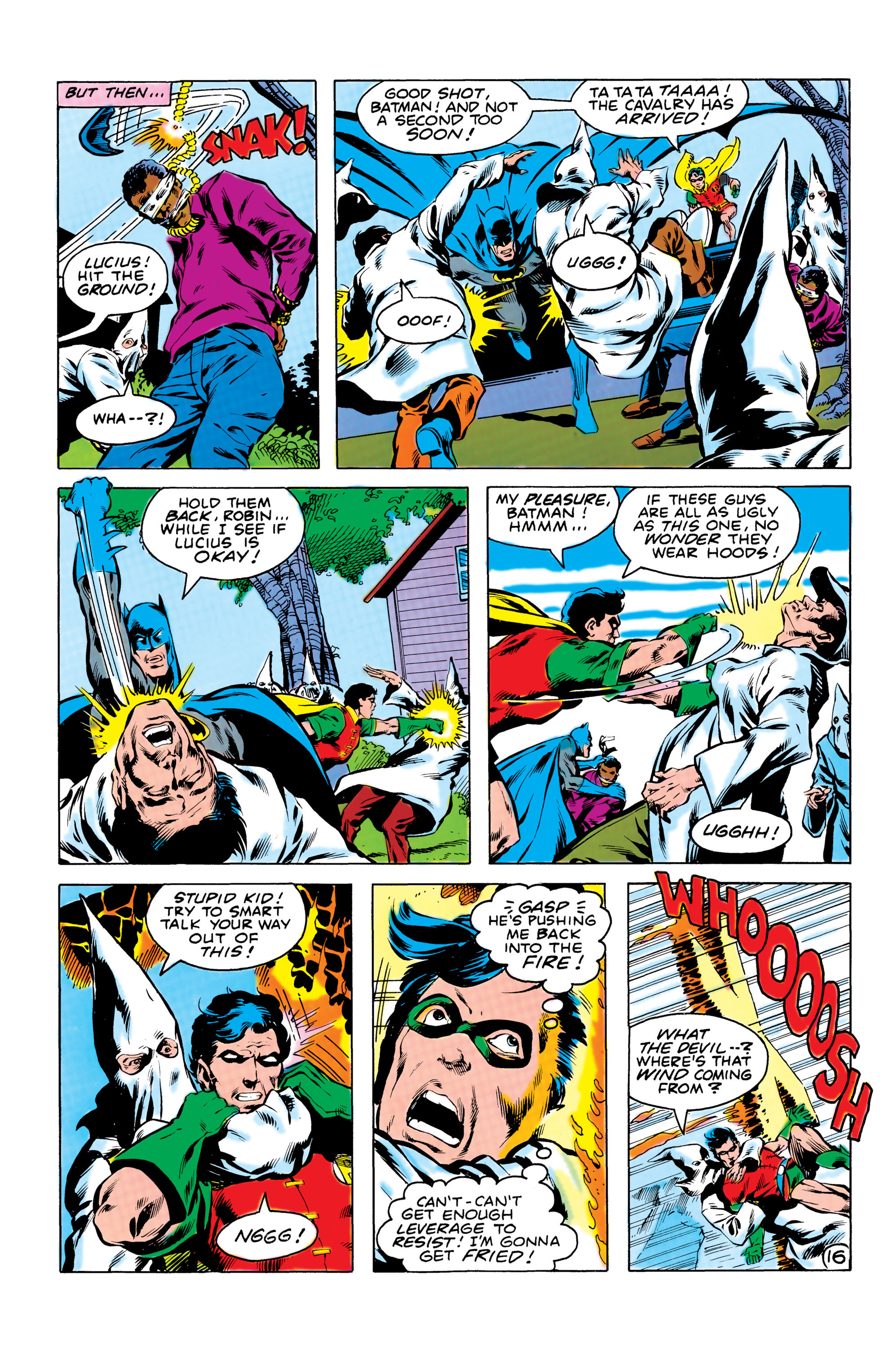 Read online World's Finest Comics comic -  Issue #286 - 17