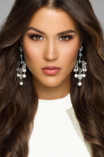 Miss USA 2018 Candidates Contestants Delegates Iowa Jenny Valliere