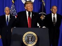 Trump Datang, Arab Saudi Borong Persenjataan AS US$100 Miliar