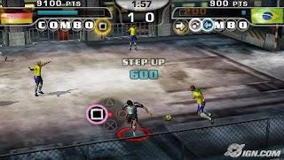Fifa Street 2 PSP ISO