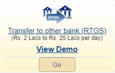 Full Form Of RTGS is Real Time Gross Settlement