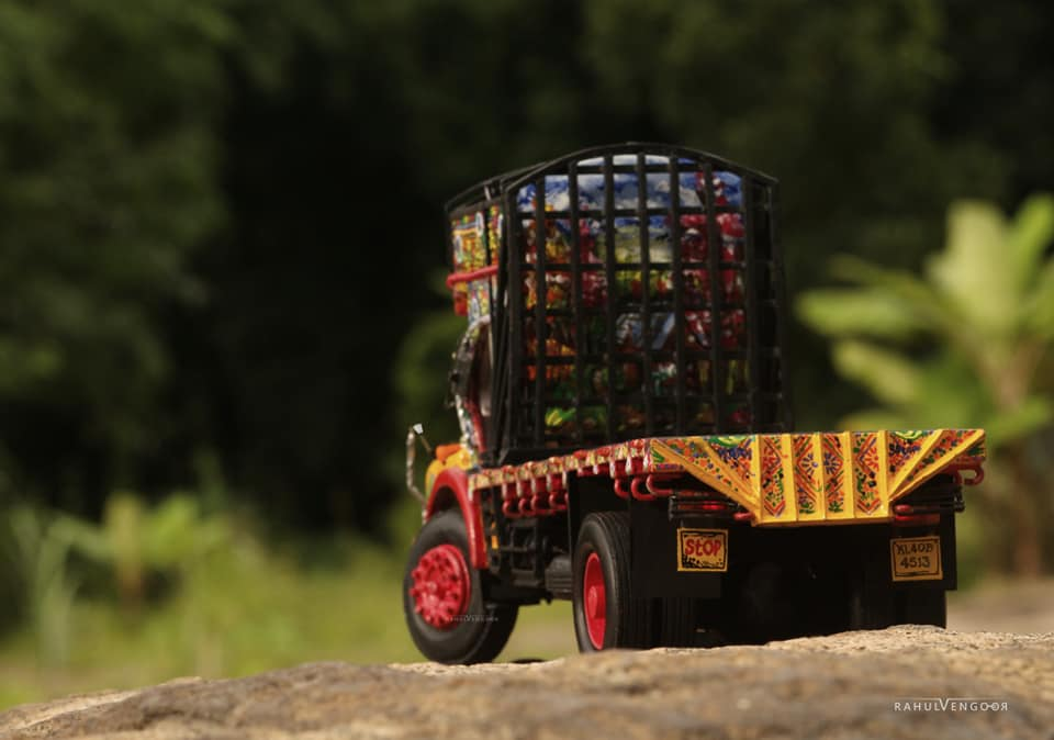 Kerala Lorry Miniature craft