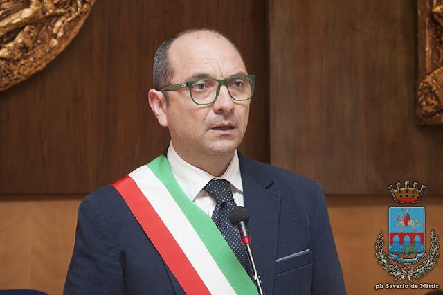 ULTIM'ORA. Manfredonia, il Sindaco Angelo Riccardi si dimette
