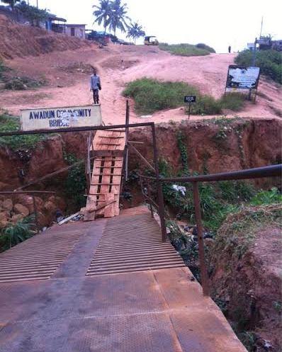 awadun bridge ifako ijaiye