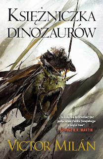 Księżniczka dinozaurów - Victor Milán