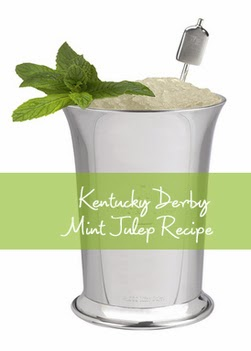 Kentucky Derby Original Mint Julep Recipe