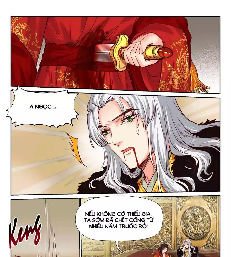 Luôn Có Yêu Quái chap 209 - Trang 9