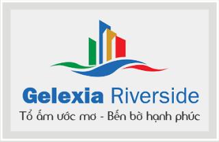 Slogan chung cư Gelexia Riverside
