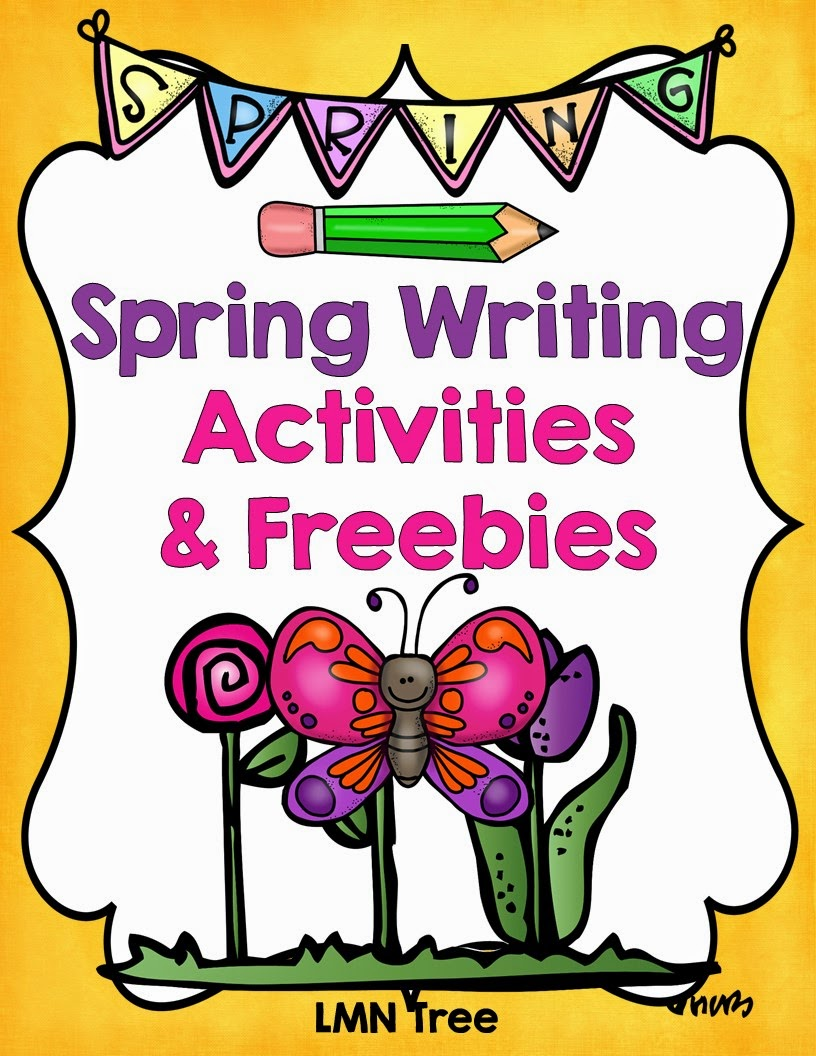 lmn tree spring writing activities and activity packet spring writing activities and activity packet