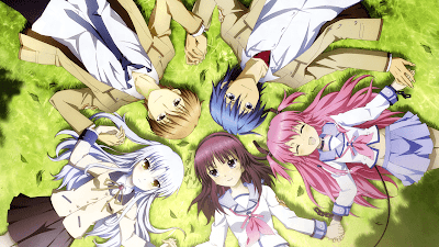 Angel-Beats-animes-romanticos