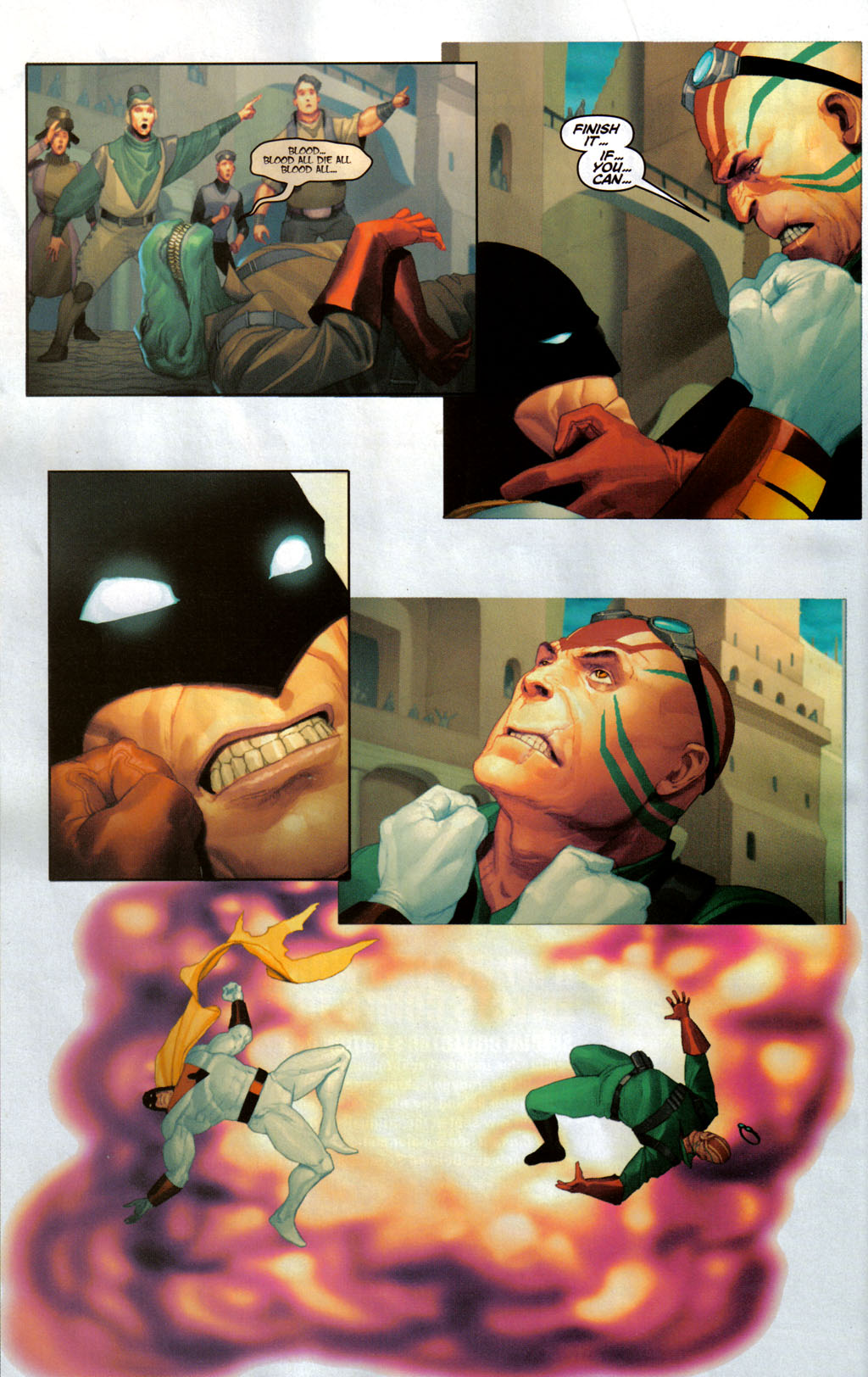 Read online Space Ghost (2005) comic -  Issue #3 - 20