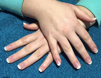children beauty treatments manicure