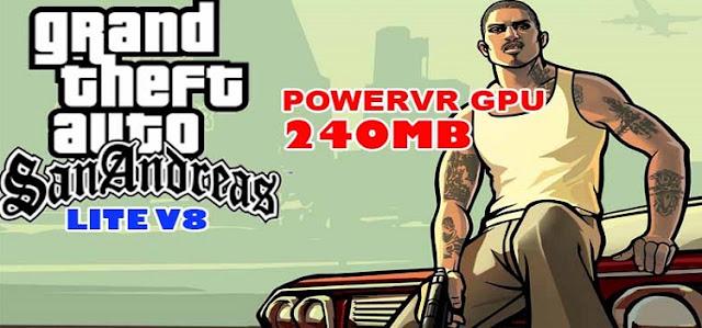 GTA San Andreas Lite v8 (POWERVR GPU) - ITHUBPK
