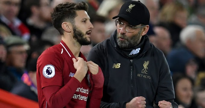 Liverpool closing in on £27m deal for Lallana replacement