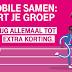 T-Mobile Go Unlimited van 35 voor 30 euro per maand