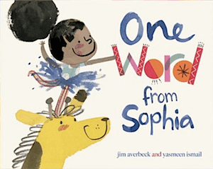 One Word from Sophia: Fabulous Birthday Book