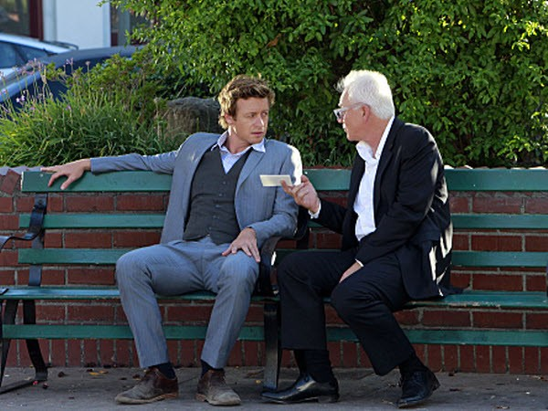 The Mentalist - Season 3 Episode 3 : The Blood on His Hands