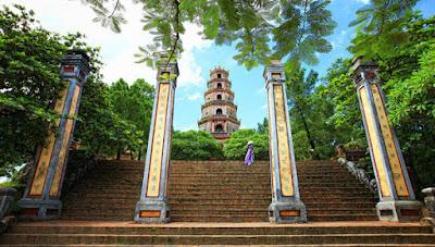 Những điểm du lịch hấp dẫn ở Huế