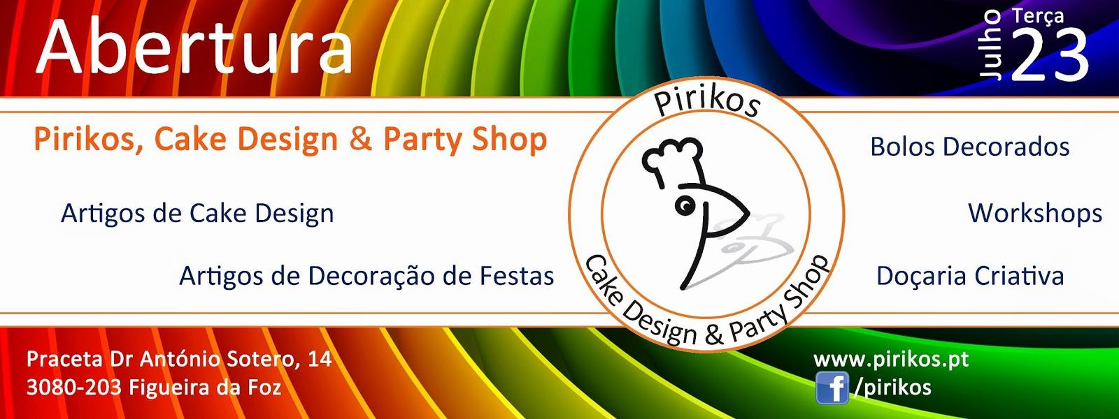 ae046e2169 Pirikos Cake Design  Pirikos