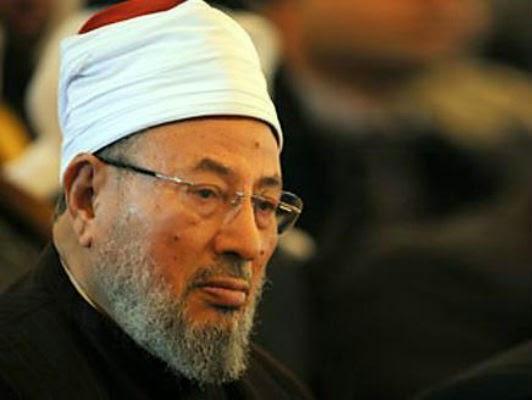 """Syeikh Qardhawi: """"Al-Sisi Penghancur Mesir"""""""