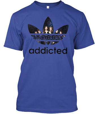 Shameless Addicted T Shirt and Hoodie