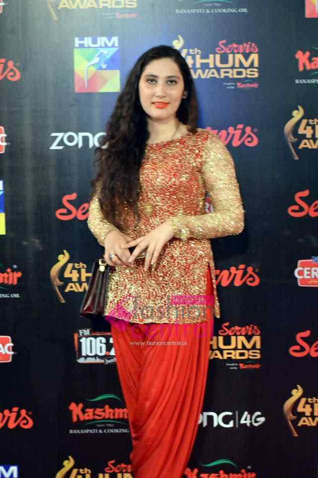 Hum Awards 2016, Red Carpet