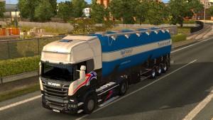 Silo Tanker trailer