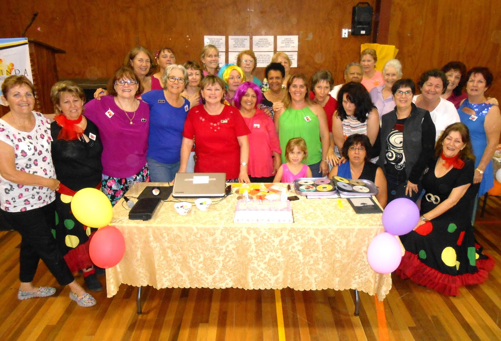 Babinda's 10th Birthday,