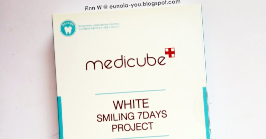 Medicube White Smiling 7 Days Project Review | REVIEW COMEBACK