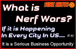 What is Nerf Wars?