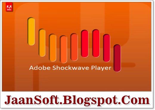 Adobe Shockwave Player 2018 Latest Version Download