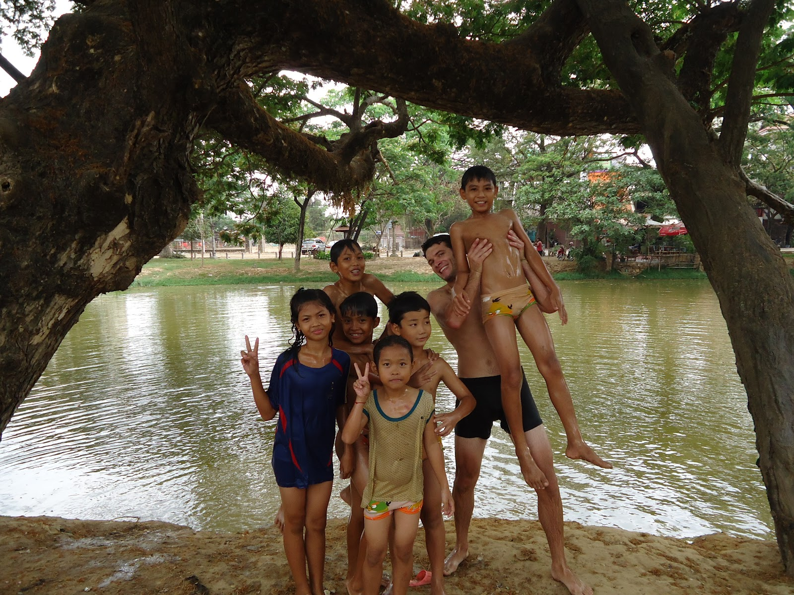 Cambodia Family Cycle Tour with Escape Adventures. South