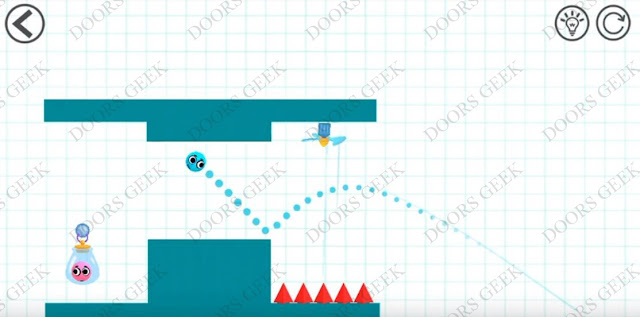 Love Shots Level 46 Solution, Cheats, Walkthrough for Android and iOS